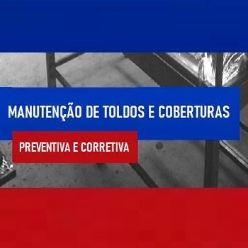 MANUTENÇÃO DE TOLDO